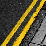 "Furious resident issued with fine after double yellows were ""painted under car"""