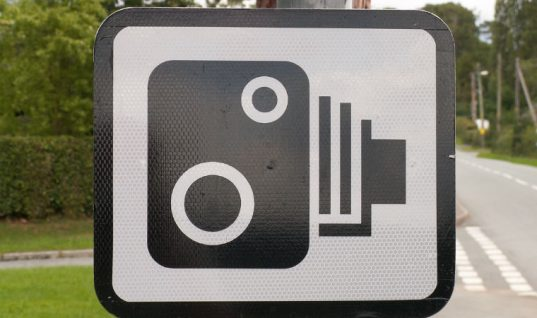 Driver receives licence points for swearing at speed camera