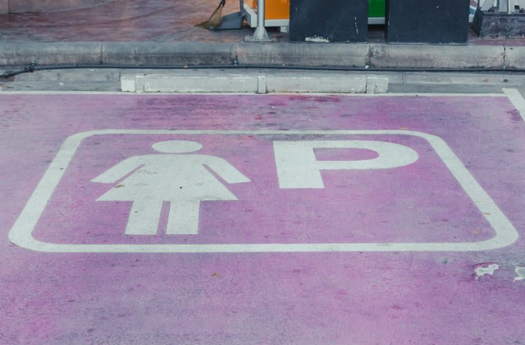 "British mother branded ""sexist"" after endorsing women-only parking spaces"