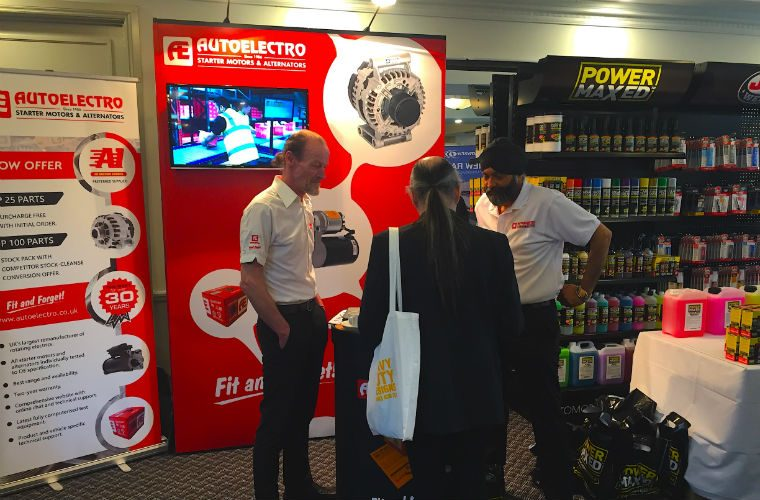 Autoelectro announces exhibit at A1 Motor Stores show