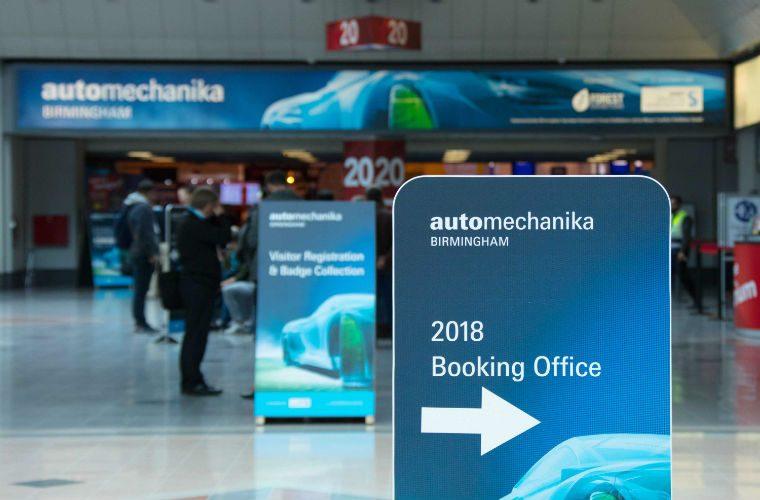 Automechanika Birmingham shortlisted for three Exhibition News awards
