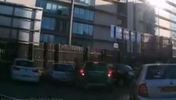 Watch: dashcam captures driver fail to park and leave space for 22 minutes