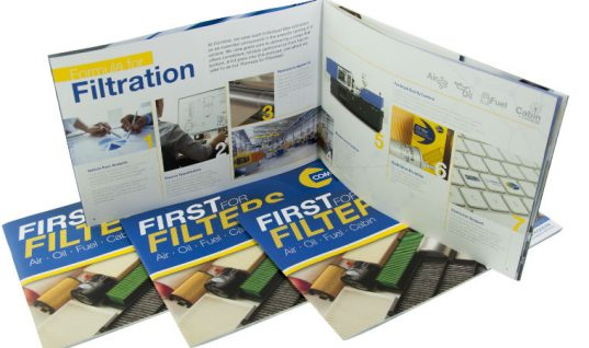 Comline continues its 'First for Filters' campaign