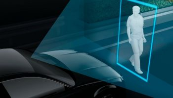 Sensor that detects cyclists, pedestrians, signs and lanes developed by DENSO