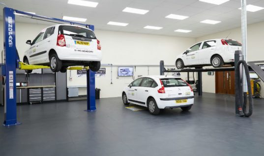 Second training facility opened by Euro Car Parts