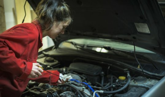 Schoolgirl told dreams of being mechanic won't come true due to gender