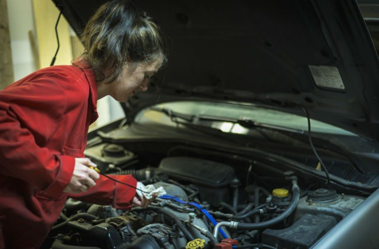 Schoolgirl told dreams of being mechanic won't come true due to gender