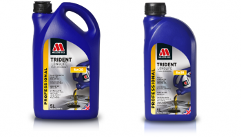 Millers Oils redesign Trident range with independents in mind