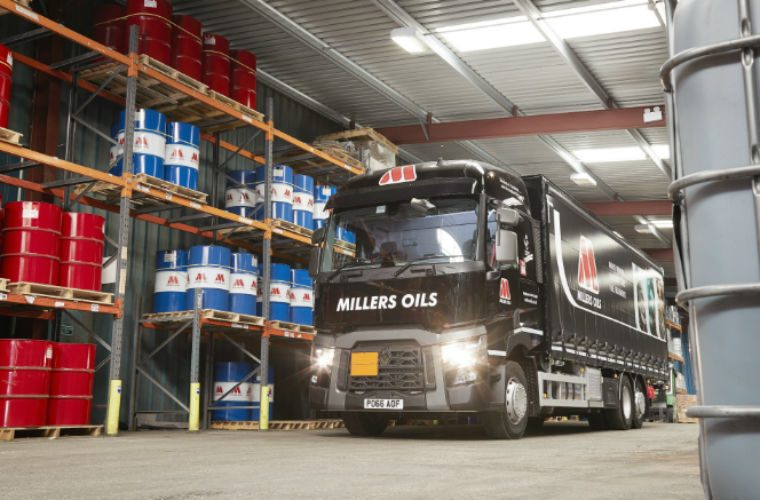 Digraph signs supply agreement with Millers Oils