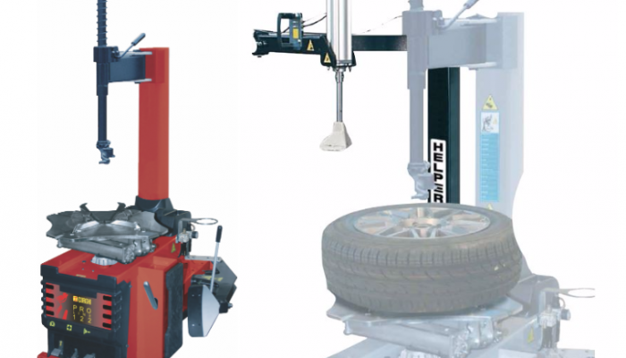 Corghi mobile and tyre centre packages from Rema Tip Top
