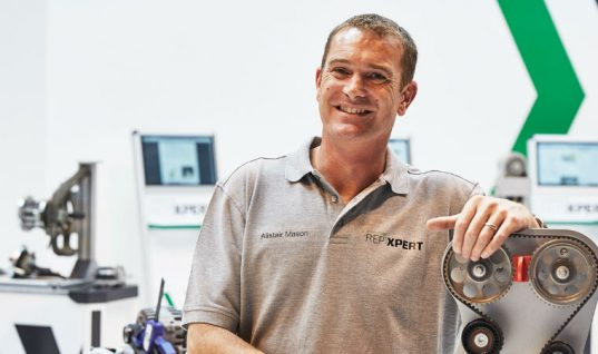 First REPXPERT live 'tea-break training' sessions to take place this month