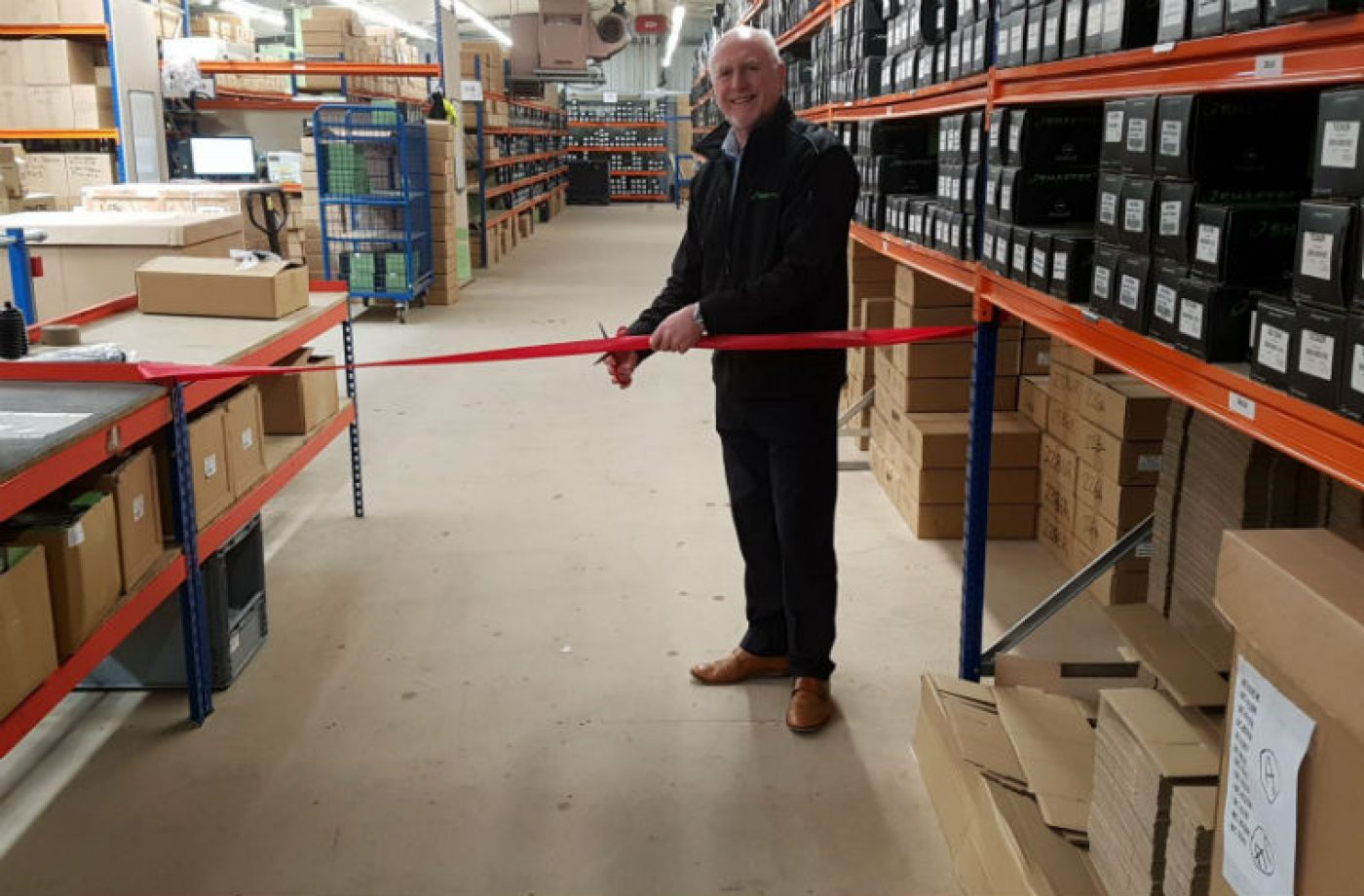 Midlands-based supplier announces extension to premises