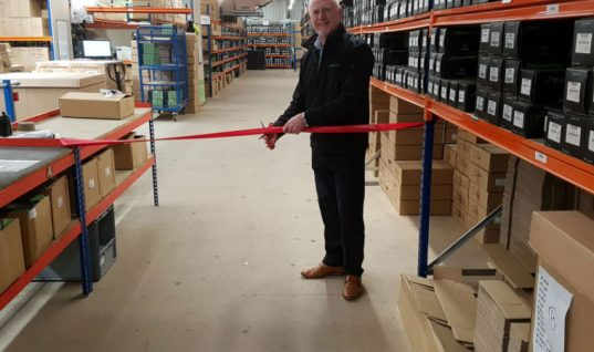 Midlands-based supplier announces extension to premises