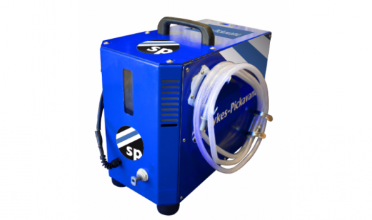 """Sykes-Pickavant release """"highly anticipated"""" carbon removal machine"""