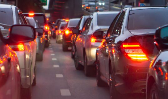 8,000 fixed penalty notices issued to drivers caught with broken rear lights every year