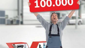Bosch eXtra rewards program now includes over 100,000 workshops