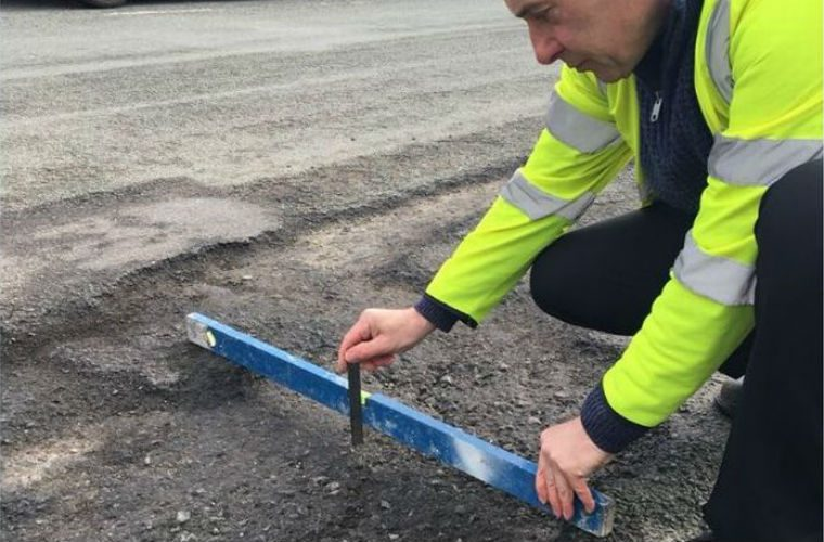 Council's attempt to show off how it's tackling pothole crisis backfires spectacularly