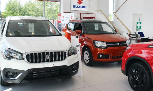 Suzuki confirms it is to scrap UK diesel sales