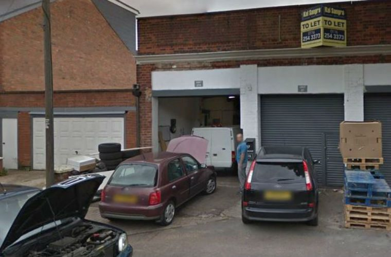 Unauthorised backstreet garage forced to close following legal action
