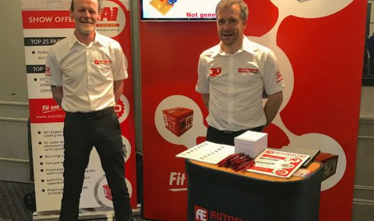 Autoelectro confirm participation in remanufacturing product showcase