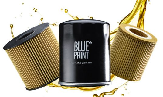 Oil filter replacement solutions explained by Blue Print