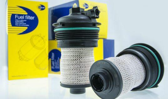 Comline first-to-market 2015 Transit fuel filter