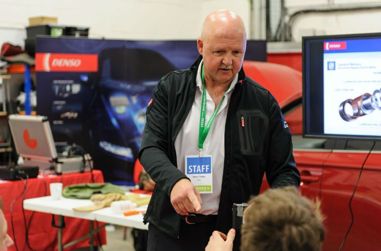 Start/stop technology to take centre stage at DENSO Autoinform Live stand