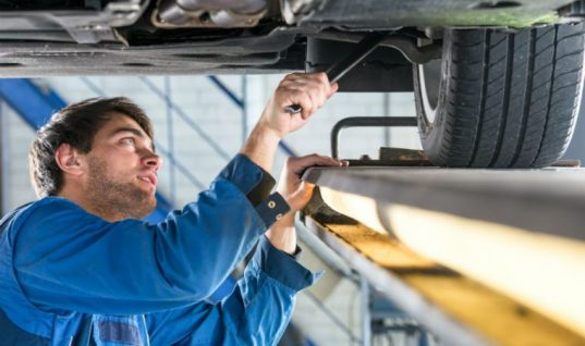 """DVSA """"training environment"""" to help testers prepare for May's MOT changes"""