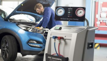 WAECO promotes benefits of its low-emission ASC air con service units