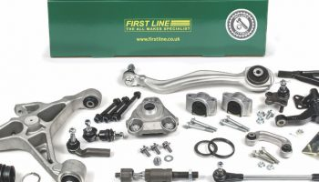 First Line steering and suspension: components you can trust