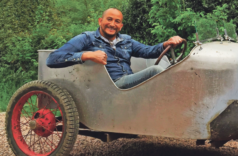 Fuzz Townshend confirmed guest speaker at Garage of the Year 2018