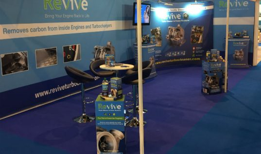 Revive Turbo Cleaner set to return to Automechanika Birmingham