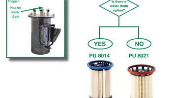 Why VAG 1.6/2.0 TDi can have two OE fuel filter housings and what you need to do