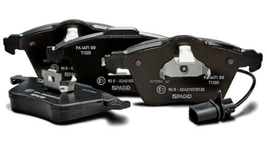 Pagid bolsters brake range for aftermarket with 20 new lines