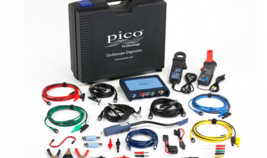 Review the PicoScope four channel standard kit for GW and keep the kit for FREE