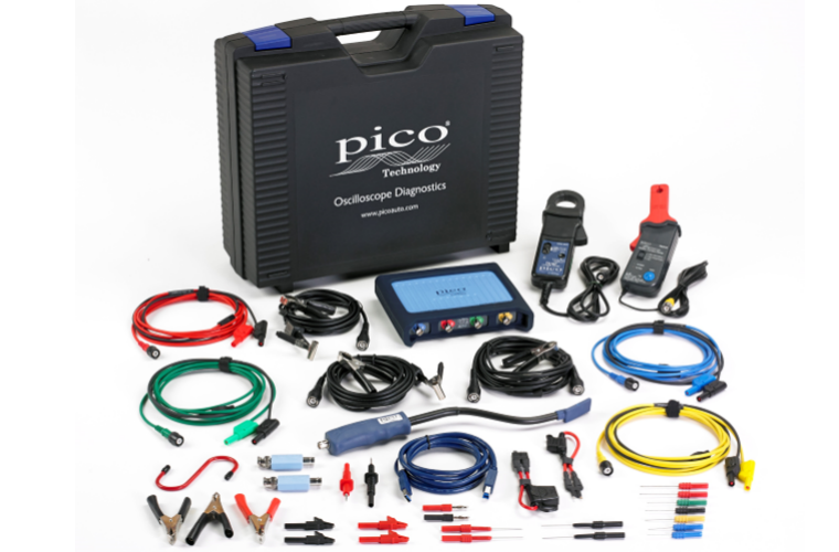 Review the PicoScope four channel standard kit for GW Views