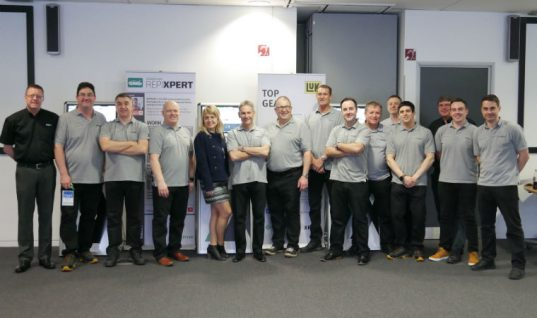 "REPXPERT module hailed as ""hot topic"" at Autoinform Live"
