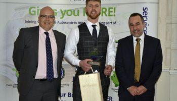 """First ever """"Autocentre of the Year"""" announced by Servicesure"""