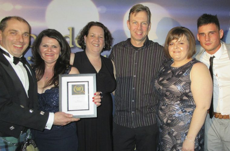 Prestigious Scotland's Business Award claimed by Servicesure independent