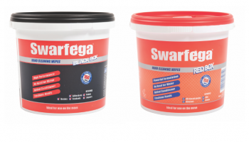 """Swarfega reports on """"overlooked"""" Red and Black Box cleaners"""