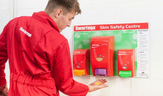Save money and prevent skin disease with latest Swarfega innovation