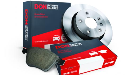 TMD Friction to introduce Don braking brand into UK passenger car market