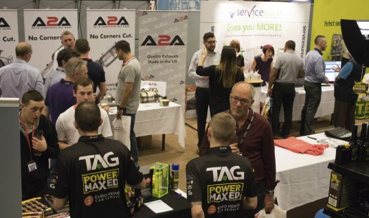 The Parts Alliance spring trade show attracts record number of garages