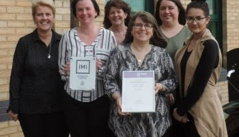 GROUPAUTO head office becomes IMI Approved Centre