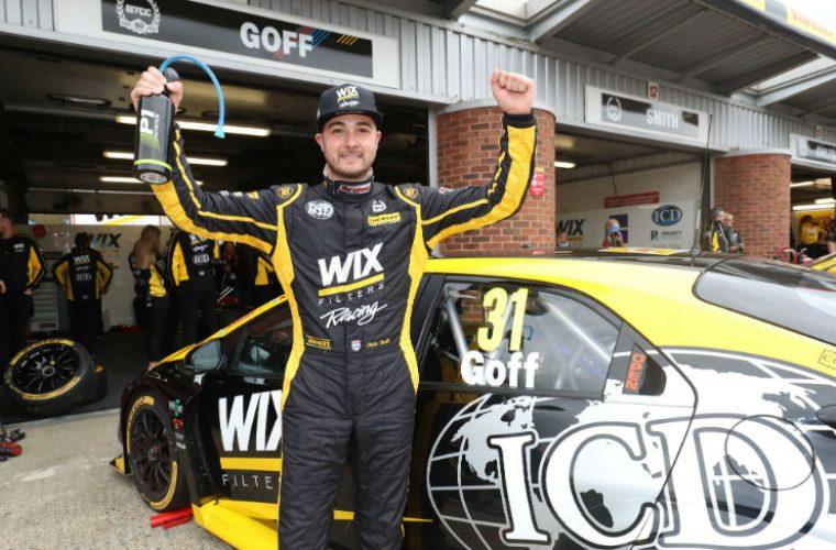 WIX Filters announce Eurotech Racing BTCC sponsorship