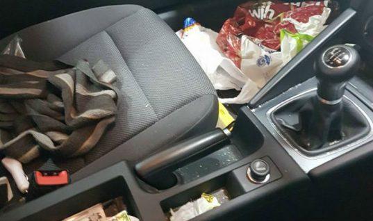 Dirty car interiors pose coronavirus risk for mechanics, study suggests