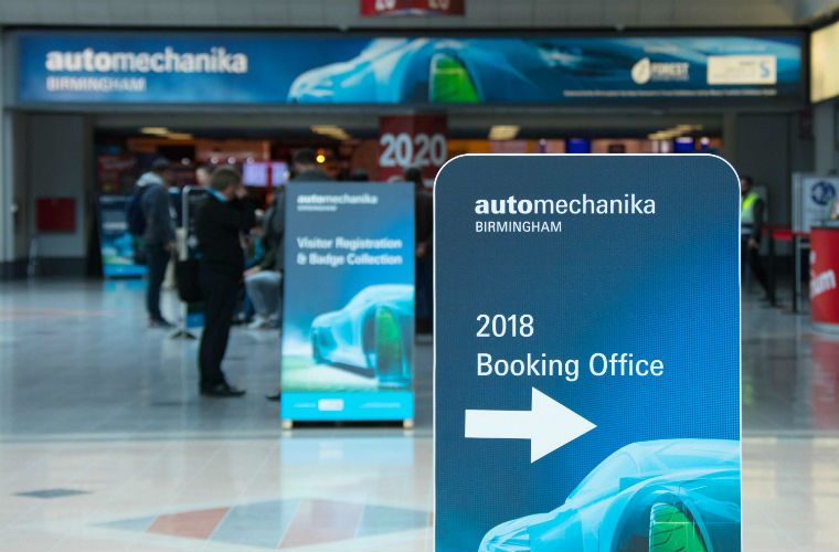 "Just two weeks before ""the most exciting"" Automechanika Birmingham to date"
