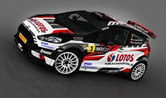 Delphi renews deal with Kajetan Kajetanowicz in World Rally Championship