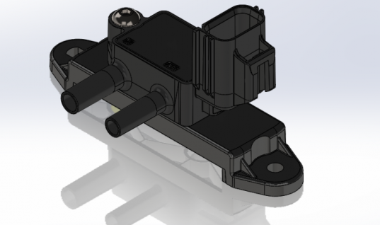 Parts supplier and manufacturer introduces three new exhaust pressure sensors