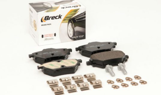 Over 200 vehicle applications covered in latest BRECK range expansion